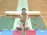 Topless gymnastics