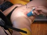 Texas girl sucks cock and squirts with diildo