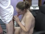 Danny gets another blow job..real lucky guy!