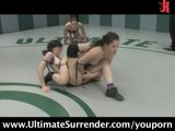 Hot Wrestling Loser gets fucked