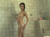 Mia Melbourne Soaps Her Hot Body