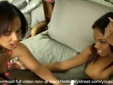 Feet Loving Black Lesbians