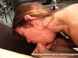 Deepthroat Traning For An Amateur Babe