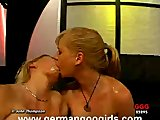 German Lesbians Bukkake Orgy