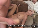 Hot Wifey Railed By Young Cock