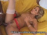 Hot MILF Pounds Black Stud