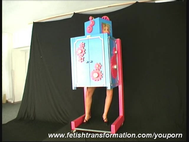 Hanka at fetish transformation 9
