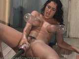 Intensely wet solo masturbation!