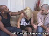 White Wifey's Hunger For Dark Meat