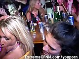 See girls fuck in a club
