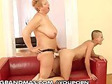Mature lesbian toying her girlfriend