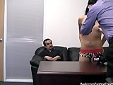 January Compilation at Backroom Casting Couch with awesome fuck
