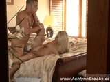 Ashlynn Brooke Milks Her Boy Toy