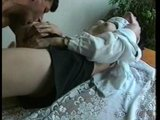 Laura Green fucked hard by older man vintage clip