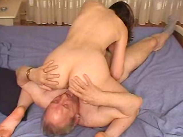 Porn sex photo of an old woman