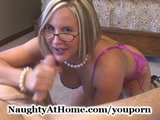 Hot MILF With Young Man