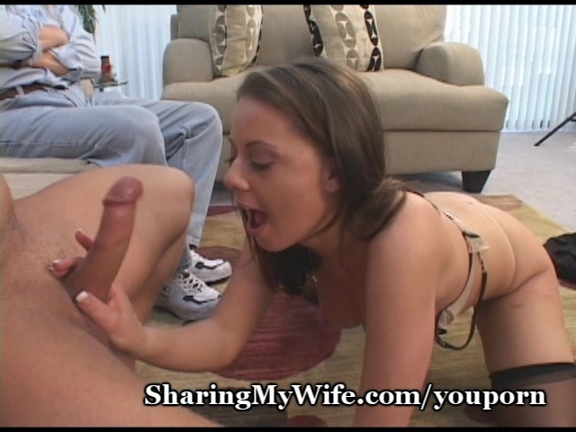 Filled with cum slut wife