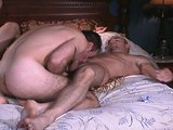 Horny boys having fun