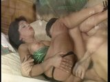 Huge cock fucking her ass - DBM Video