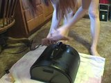 Sex Movie of Tawny Rides A Sybian