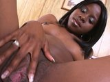 Young black girl gets fucked