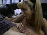 Porn Tube of Soroity Sister Sucks And Fucks For New House