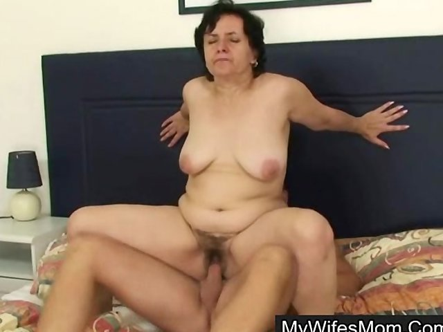 I want to fuck my mom