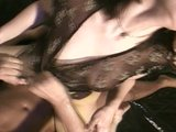 Asian girl  cums alot