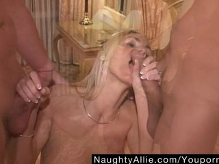 YouPorn - STICKY DOUBLE FACIAL F...
