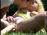 Picnic in the park gets sexual