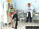 Angela gyno vagina exam with speculum