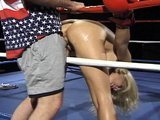 Female fighter fucks