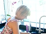 Horny milf sex toy collection masturbation