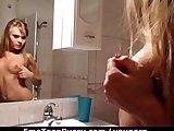 18yo Emo Home Alone Shows Pussy