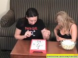 Hot chicks playing Strip Operation