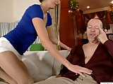 Skinny Milf Gets Fucked Hardcore