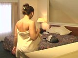 Peeping Tom Watches Her Shower (clip)