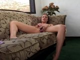 Samatha Ryan&#039;s favorite thing is to masturbate