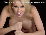 Hot blonde amzing blowjob
