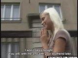 Sex Movie of Czech Streets - Lucka