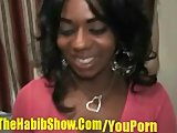 Sex Movie of 19 Year Old Black Barbie 38ddd Fucks Arab Man