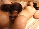 Submissive housewife moans for her man