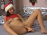Jeanna Lee's being naughty for your Christmas gift