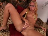 Golden blonde Brianna solo - CzechSuperStars