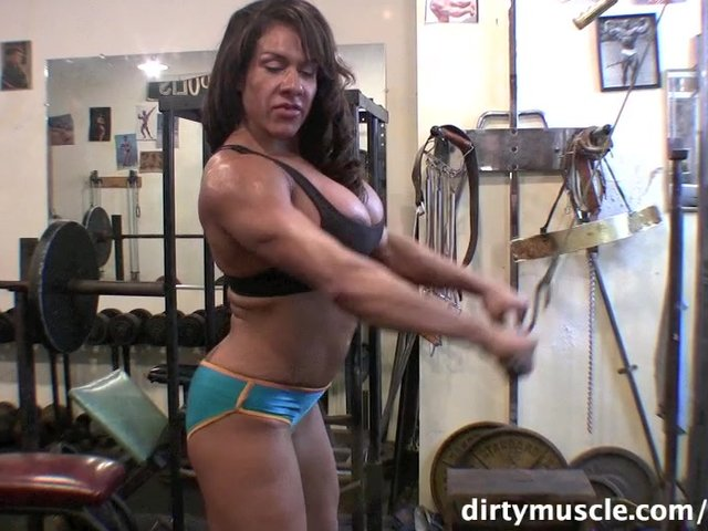 Latina Big Clit Workout