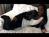 Petite Ebony Teen Amateur Video
