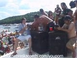 First Contest Ever at Party Cove Part 1
