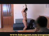 FakeAgent First time facial for student