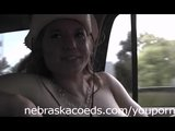 Farmer's Daughter Naked at a Nebraska Lake Part 2
