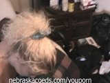 Black on Blonde Amateur Threesome Part 2